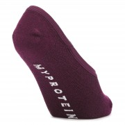 Myprotein Invisible Socks - UK 7-9 - Mulberry