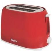 Skyline VTL-7000 750 W Pop Up Toaster(Red)