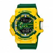 Casio G-Shock GA-400CS-9ADR-Amarillo + Verde