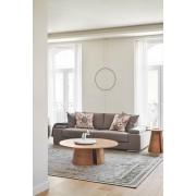 Consola Recibidor minimalista Adana 100x33, Cristal Curvado