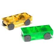 Magna-Tiles autós bővítőkészlet