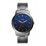 メンズ FOSSIL MINIMALIST 腕時計 ダークブルー