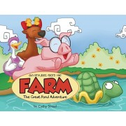 Adventures from the Farm: The Great Pond Adventure, Paperback/Streul Cathy