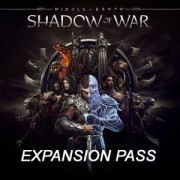 MIDDLE-EARTH: SHADOW OF WAR - EXPANSION PASS (DLC) - STEAM - PC - WORLDWIDE
