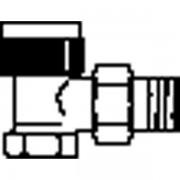 Oventrop Thermostatische radiatorafsluiter RF 1/2 haaks Kvs 0,95 m3 h 1184504