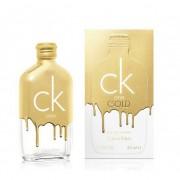 Calvin klein ck one gold edition 50 ml eau de toilette edt profumo uomo