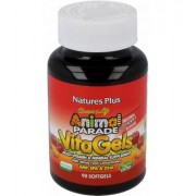 Natures Plus Animal Parade® VitaGels®, 90 Softgels