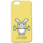 Own Brand Gin Bunny Phone Case for iPhone & Android - Samsung Galaxy S7 Edge