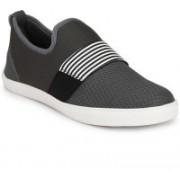 Levanse Stylish Shoe Canvas Shoes For Men(Grey)