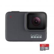GoPro Hero7 Silver Special Bundle Grå