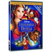 Beauty and the Beast DVD Dublat in Romana 1991
