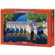 Puzzle Castelul Chenonceau, 500 piese