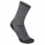 Smartwool PHD OUTDOOR LIGHT CREW Unisex Gr.L - Wandersocken - grau