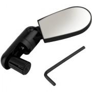 Futaba Mini Rotate Bicycle Rear view Handlebar Mirror - Black