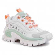 Сникърси CATERPILLAR - Intruder P724500 Star White/Pastel Green