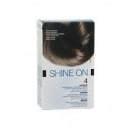 Bionike Shine On Trattamento Colorante Capelli Castano 4