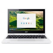 Acer Chromebook R 11 CB5-132T-C732 Convertibele notebook, 29,5 cm (11,6 inch) HD, Intel Dual-Core N3160, Google Chrome OS, wit