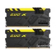 Memorie GeIL EVO X RGB Sync Led DDR4 16GB 3000MHz CL15 KIT2