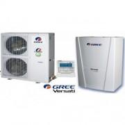 GREE VERSATI GRS-CQ12PD/NAB-K levegő-víz hőszivattyú szett 3 fázisú 12 kw