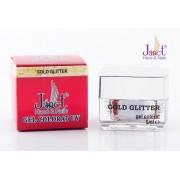 Gel decorativ Glitter Gold, 5 ml, art. nr.:20003.14