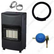 Pachet - Soba pe gaz, 4100W + Accesorii