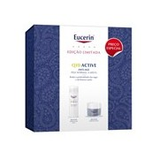 Coffret q10 active creme dia pele normal/mista 50ml + creme noite 50ml - Eucerin