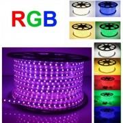 Banda LED 5050 60 SMD/ML RGB 220V