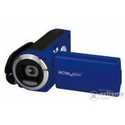 Camera video Easypix DVC5227 B Flash SD, albastru