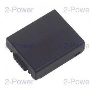 2-Power Digitalkamera Batteri Panasonic 7.2v 800mAh (CGA-S002)