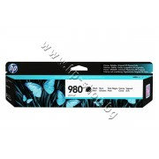 Мастило HP 980, Black, p/n D8J10A - Оригинален HP консуматив - касета с мастило