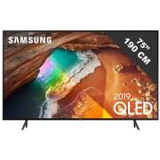 Samsung Tv-led-plus-52-pouces SAMSUNG - QLED - QE75Q60R - 190 cm - UHD/4K - Smart TV