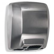 Asciugamani elettrico MDC Acciaio inox Satinato automatico ad aria calda con resistenza dal design modernissimo, antifurto e antivandalo Modello E03ACS