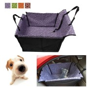 Pet Waterproof Car Rear Back Seat Carrier Cover Blanket Protector Hammock For Dog Cat