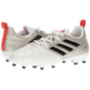 adidas Ace 173 FG Platinum MetallicCore BlackCore Red