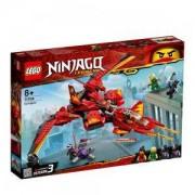 Конструктор Лего Нинджаго - Изтребител на Kai - LEGO NINJAGO, 71704