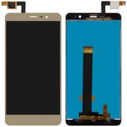 Display completo (LCD/touch/vidro) Xiaomi Redmi Note 3 / Note 3 pro Dourado