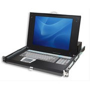 Intellinet 16-Port Rackmount Console KVM Switch