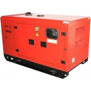 Generator Curent Electric Senci SCSDE15LS3, 16500W, 400V, AVR si ATS inclus, Motor diesel, Demaraj electric, Insonorizat