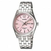 Casio LTP-1335D-5AVDF reloj analogico - plata + rosa (sin caja)