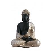 Amithaba Meditatie Buddha Dieren Urn (2.2 liter)