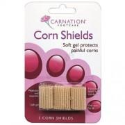 Lábujjvédő gyűrű, lábujjgyűrű gélbetéttel, Carnation