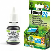 JBL Ferropol 24, 10ml, pt 10000L, 2018000, Fertilizant lichid zilnic