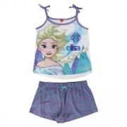 Frozen Summer Pyjamas för flickor - Storlek: storlek 6 år