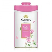 IMPORTED YARDLEY LONDON ENGLISH ROSE PERFUMED TALC 250g