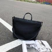 Vrijetijds mode Nylon Single-schoudertas handtas (zwart)