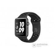 Apple Watch Nike+ Series 3 GPS, 42mm, astro-sivi aluminijski sa crnim Nike sportskim remenom
