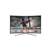 Smart TV Games LED 49 Samsung 49K6500 Full HD Curva 49k6500 com Conversor Digital 3 HDMI e 2 USB Conectividade Smartphones Wi-Fi 60Hz