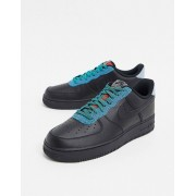 Nike Air Force 1 '07 LV8 4SP20 trainers in black