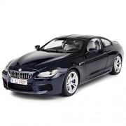 Paragon 97052 BMW M6 F13M Coupe Imperial Blue 1-18 Diecast Car Model