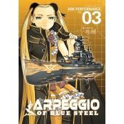Arpeggio of Blue Steel Vol. 3, Paperback/Ark Performance